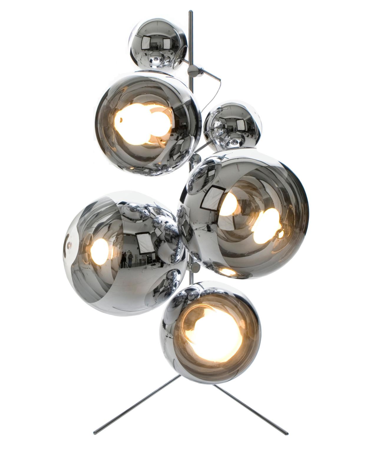 Light Tripod Gulvlampe Tom Dixon Lampemesteren