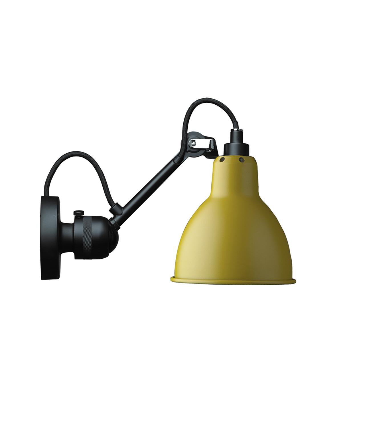 304 gelb wandleuchte lampe gras lampemesteren. Black Bedroom Furniture Sets. Home Design Ideas