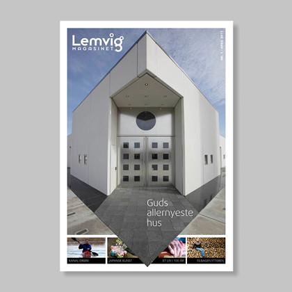 Magasinet LEMVIG 01.11