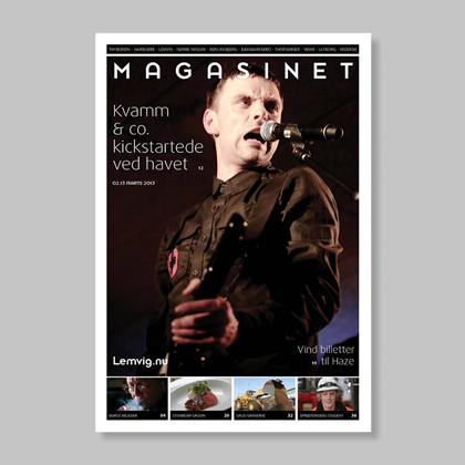 Magasinet LEMVIG 02.13