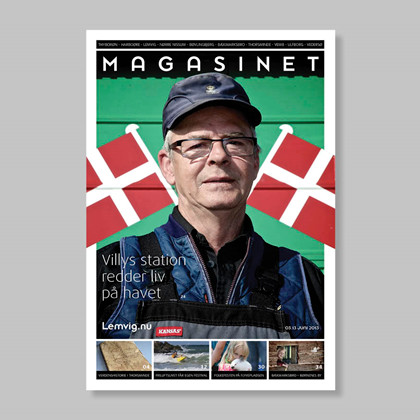 Magasinet LEMVIG 03.13