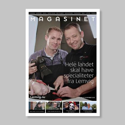 Magasinet LEMVIG 06.13