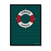 Redningskrans - Lemvig