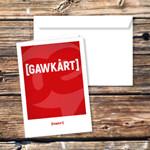 Gavekort [Gawkårt]