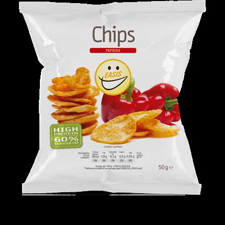 EASIS Chips med paprika