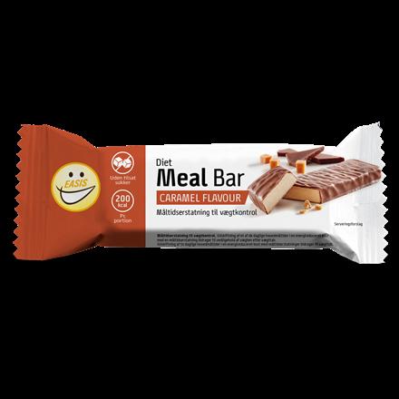 EASIS Diet Meal bar, caramel 65g