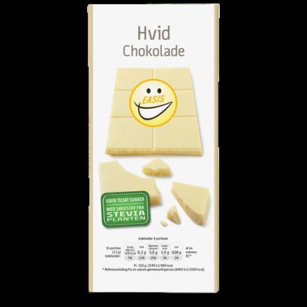 EASIS White Chocolate 85g.