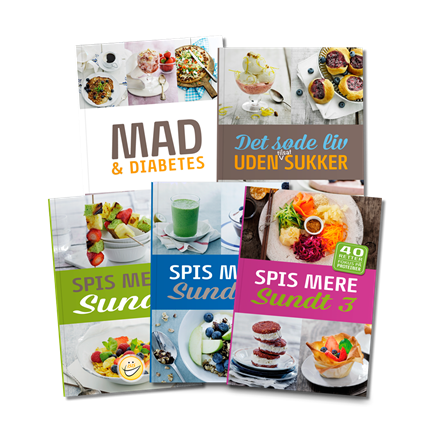 Bundle - Cook Books
