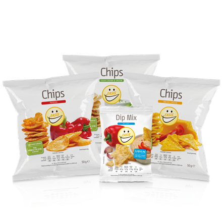 Bundle - Crisps and Dip Mix