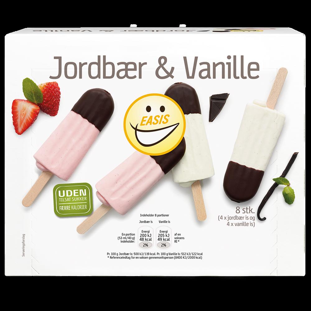 Ice cream lollies