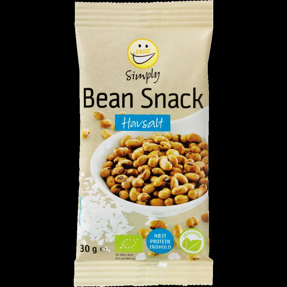 EASIS Simply Bean Snack, Seasalt 30g