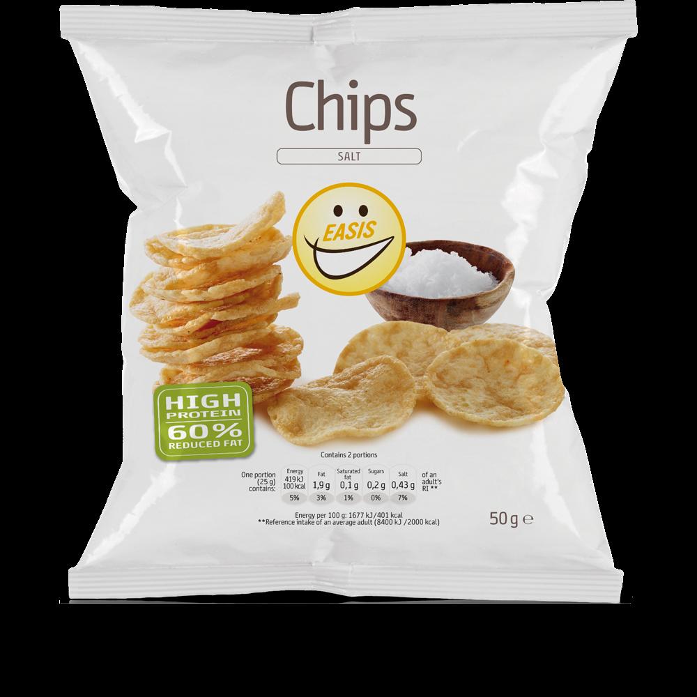 chips kalorier