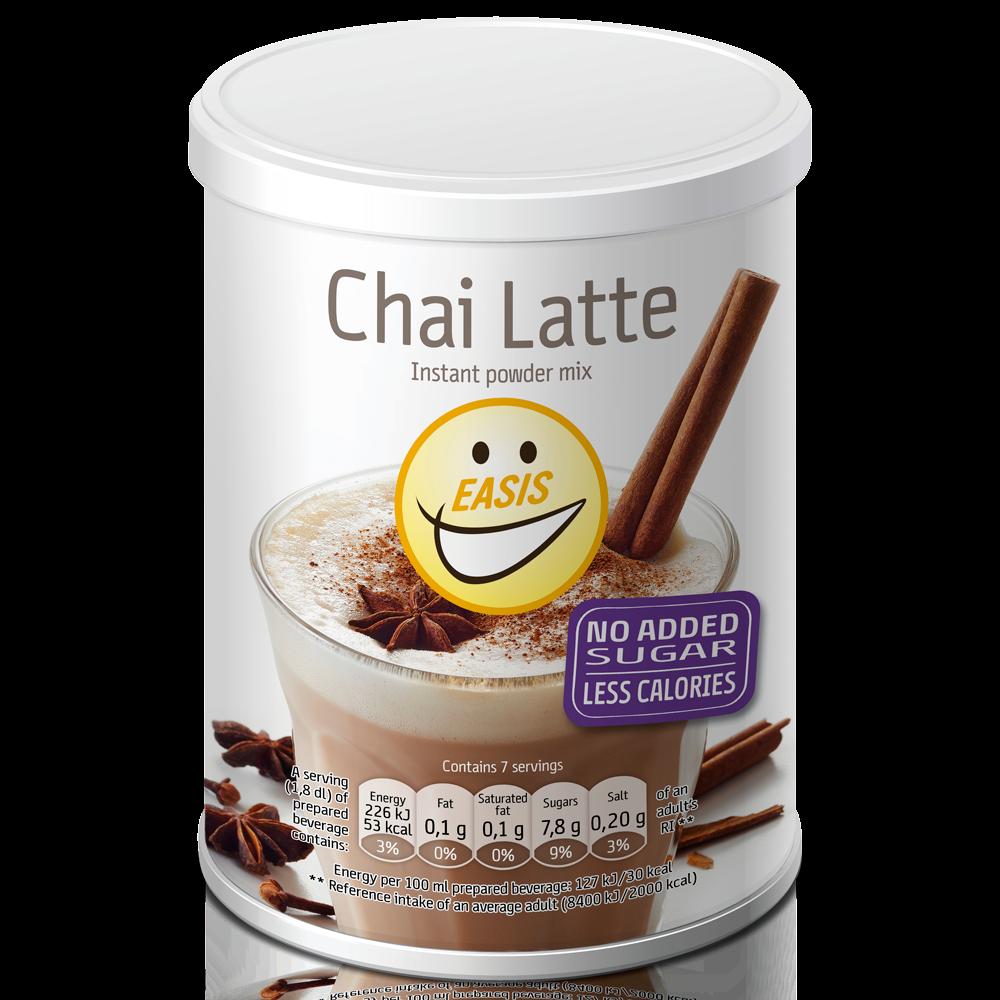chai latte kalorier
