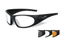 ROMER 3 Smoke/Clear/L.Rust<br />Matte Black Frame