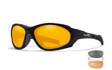 XL-1 AD Smoke/Clear/Light Rust<br />Matte Black Frame