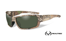 REBEL Polarized Green<br />Realtree Xtra<sup>®</sup> Camo Frame
