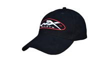 WX Twill Cap<br />Black