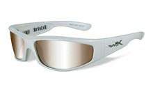 REVOLVR Bronze Silver Flash<br />Pearl White Frame