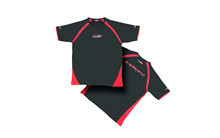 Men´s T-Shirt size XXL<br />Black / Red