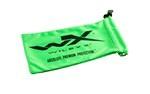 YF Drawstring Bag,<br />Lime Green w WX Logo