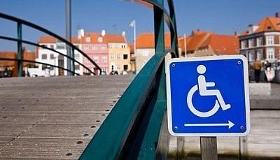 BroBizz handicap kvinder i nylonstrømper