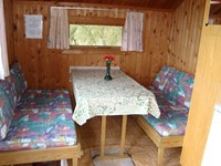 Sittingarea in cottage type 1