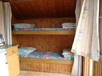 Bunk bed in cottage type 1