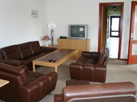 Picture from the sittingroom with room type 1