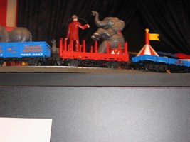 Elephants on Track
