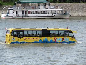 Riverride sightseeing Budapest