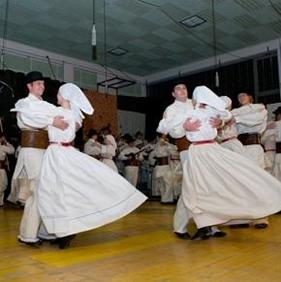 Folklore dans Budapest