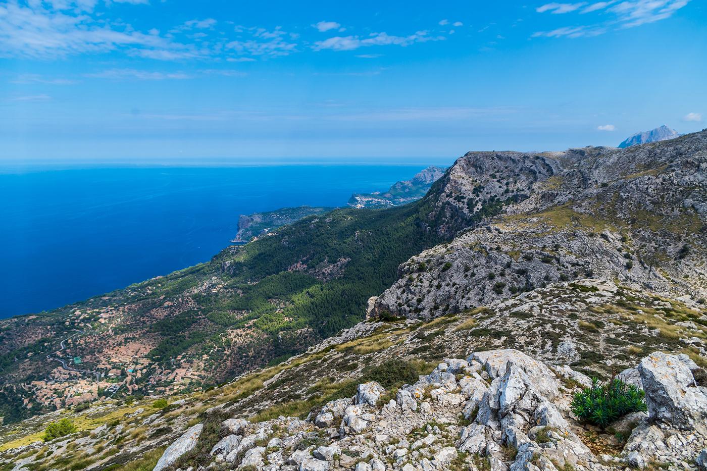 Rejser Til Mallorca Vandreferie I Mallorcas Bjerge