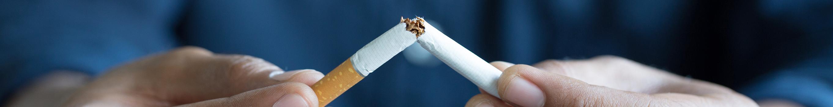 Her er vi sammen om en røgfri fremtid