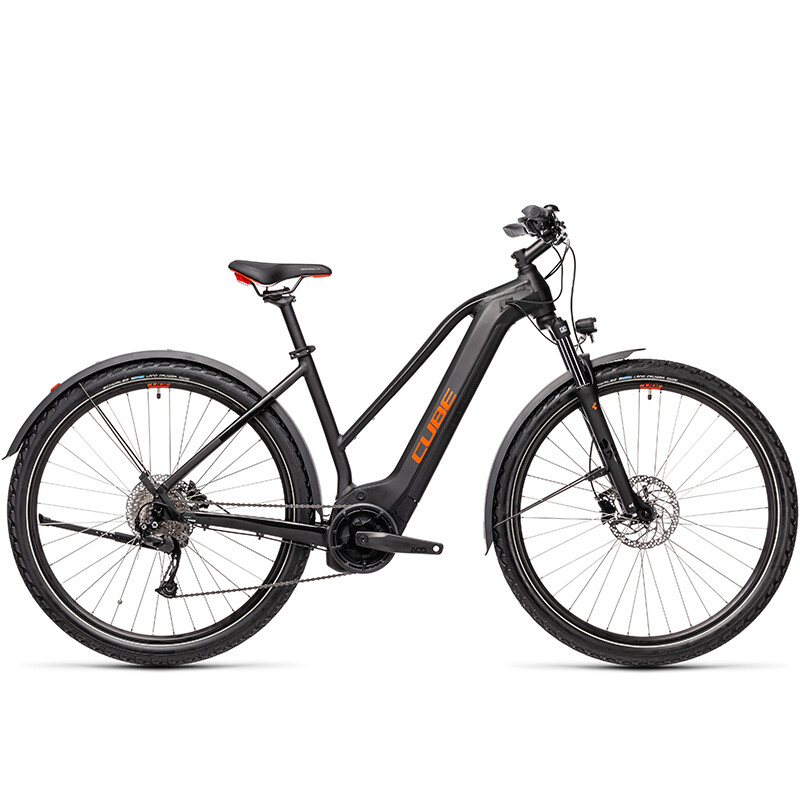 Cube Nature H ONE Allroad Dame - 2021   city-cykel