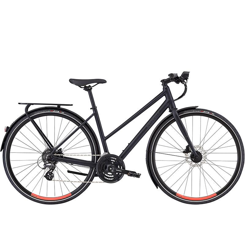 Sirrus EQ Step Through | City-cykler