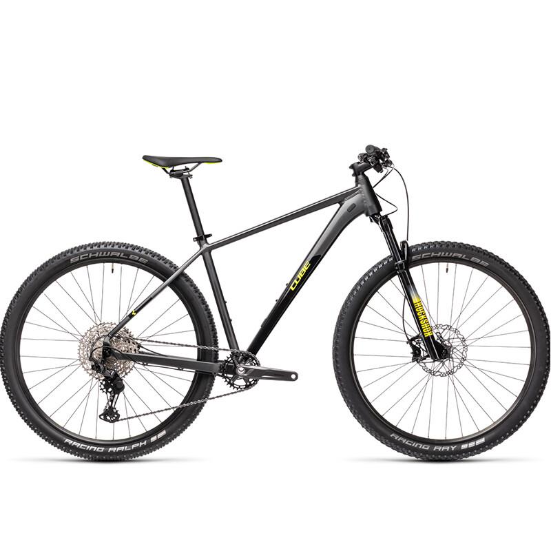 Cube Reaction Pro - 2021   mountainbike