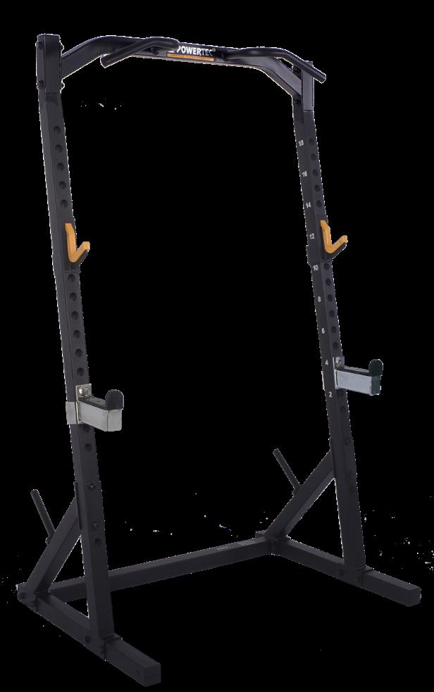 Powertec Half Rack