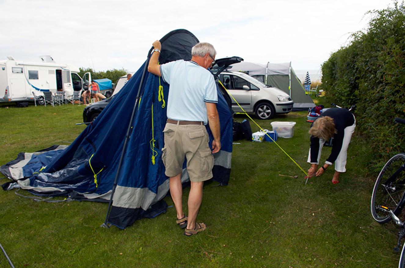 Campingråd modtages gerne :-)