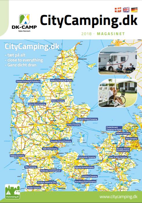 City Camping.dk  publicatie
