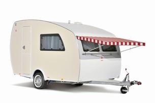 Campy Retro fra Dethleffs: lille, kompakt og moderne campingvogn