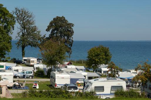 Tjek campingvogn inden sommerferie