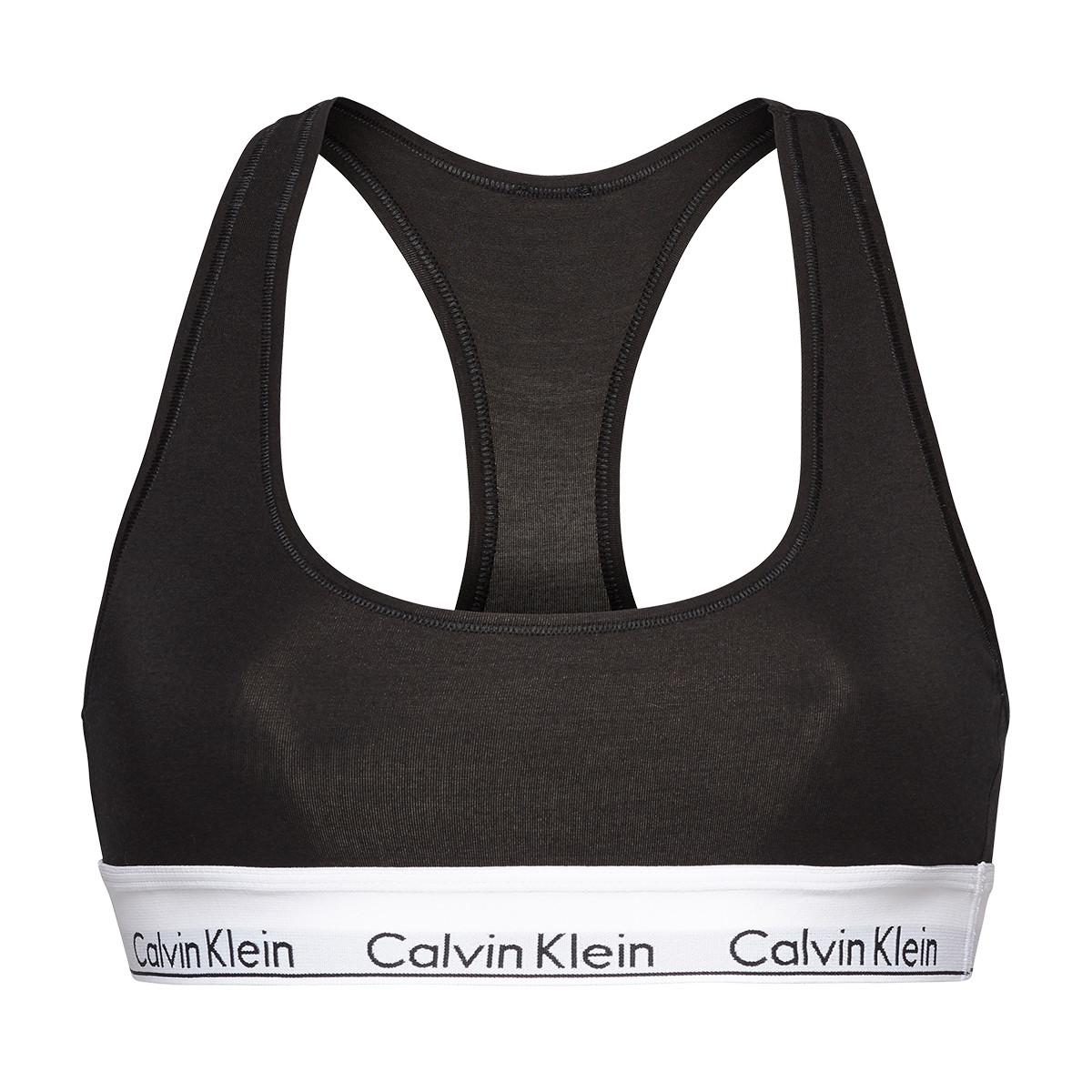 CALVIN KLEIN BRALETTE F3785 001