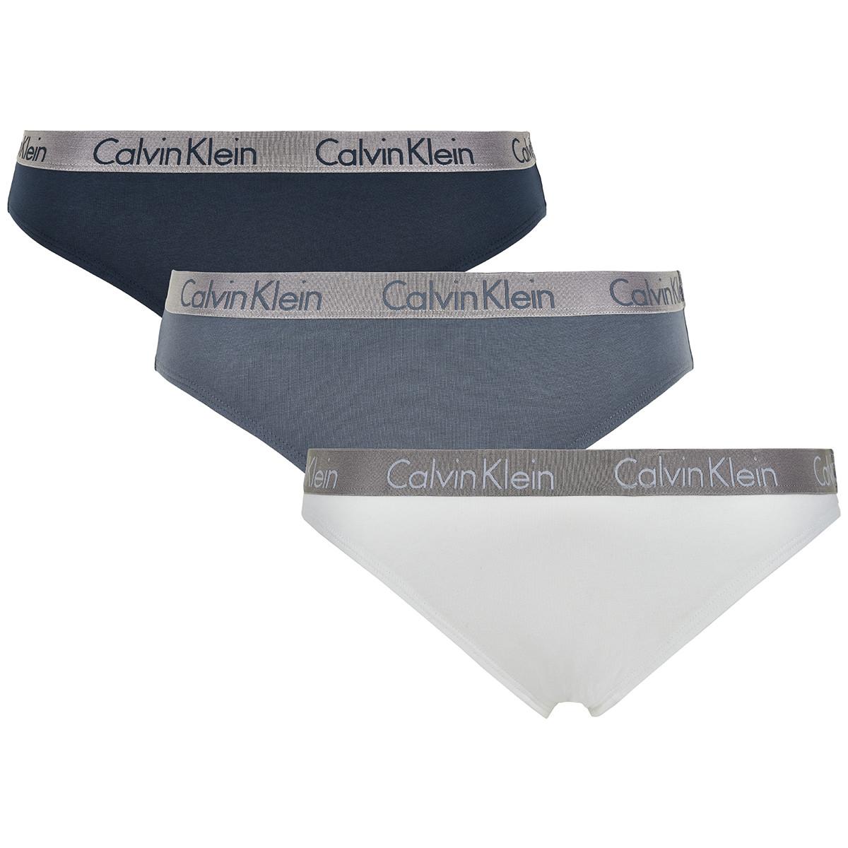 CALVIN KLEIN 3 PACK STRING D3590E CZ3