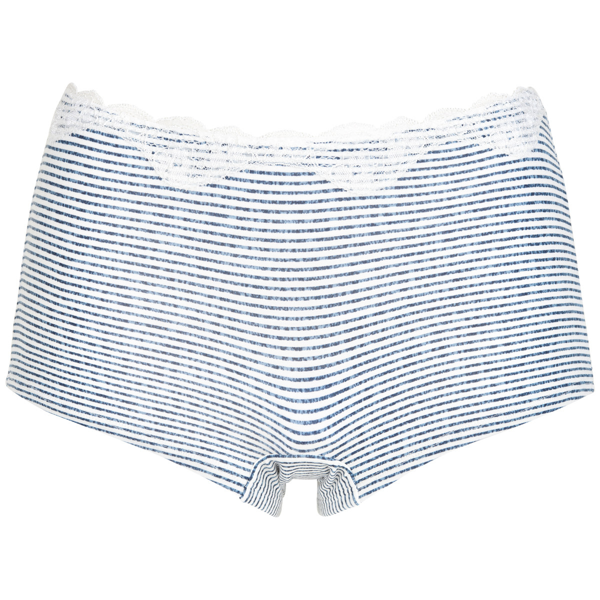 TRIUMPH TOUCH OF MODAL STRIPES SHORT 10194778 00GZ