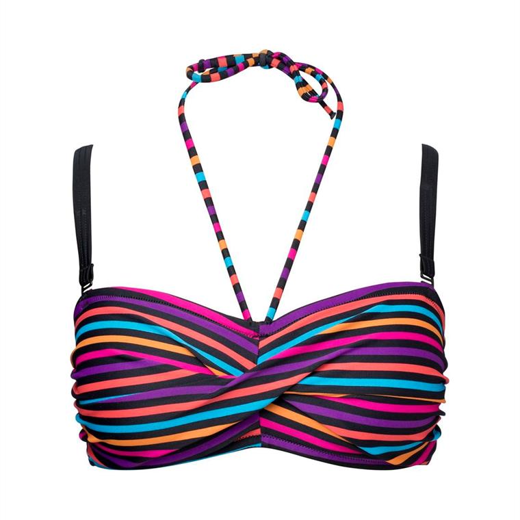 Wiki Baja Sardinia Bandeau Bikini Top 585-2491