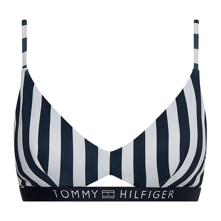 TOMMY HILFIGER LINGERI BIKINI TOP W02714 01U