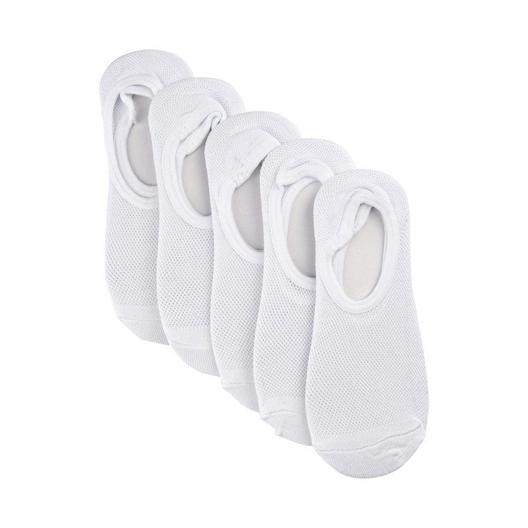 DECOY FOOTIES QUICK DRY 5-PACK 22241 1200