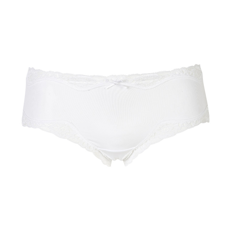 TRIUMPH BRIEF MICRO AND LACE HIPSTER