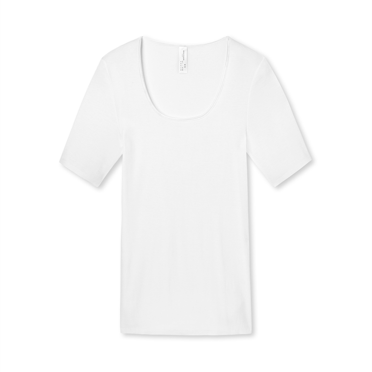 SCHIESSER T-SHIRT TOP 200764 100 W