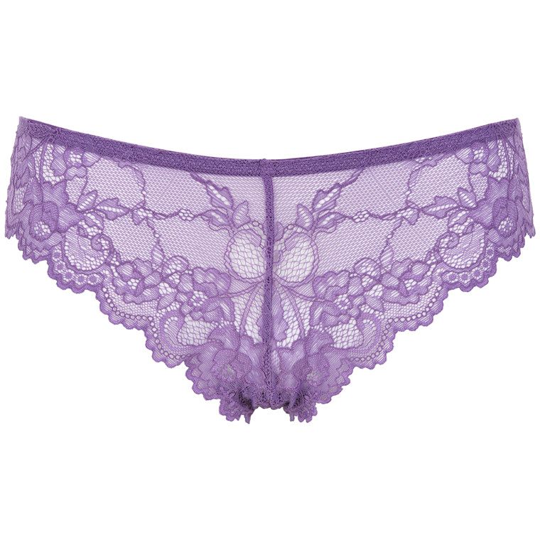 TRIUMPH TEMPTING LACE BRAZILIAN STRING 10182559 7127